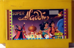 NT-891, Super Aladdin, Dumped, Emulated