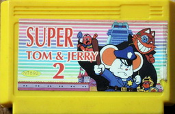 NT-892, Super Tom and Jerry 2, Dumped, Emulated