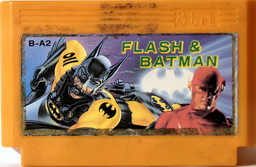 Flash & Batman