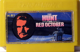 Hunt for the Red October, The