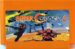 Contra 2 [bad chr]