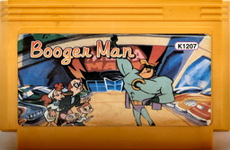 Boogerman [Super Game hacked, 1997]