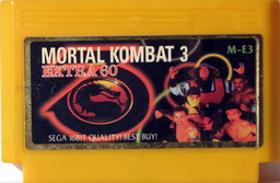 Mortal Kombat 3 Extra 60 [Super Game]