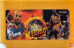 NBA Tecmo [empty]