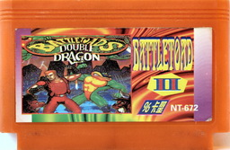 Battletoads Doubledragon