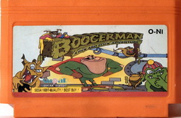 Boogerman [Super Game]