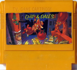 Chip & Dale [dead, wrong case]