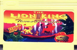 DH1000, Lion King 3, The, Dumped, Emulated
