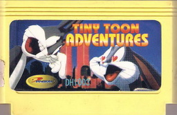 DH1003, Tiny Toon Adventures, Dumped, Emulated