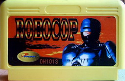 DH1013, RoboCop, Dumped, Emulated