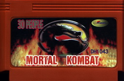 DH1043, Mortal Kombat 30 people, Dumped, Emulated