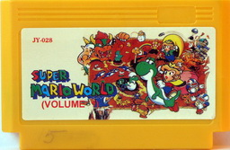 JY-028, Super Mario World, Dumped, Emulated
