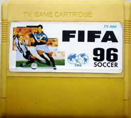 JY-060, FIFA 96 Soccer, Dumped, Emulated