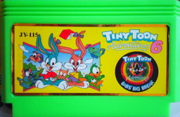 JY-115, Tiny Toon Adventures 6, Dumped, Emulated