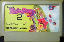 LG25, Twinbee Part. 2, Dumped, Emulated