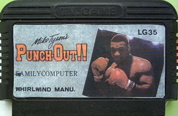 LG35, Super Punch-Out!, Dumped, Emulated