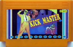 NT-6079, Kick Master, Dumped, Emulated