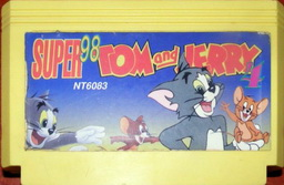 NT-6083, Super Tom & Jerry, Dumped, Emulated