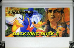 NT-6100, Darkwing Duck 2, Dumped, Emulated