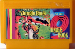 NT-801, Jungle Book, The, Dumped, Emulated