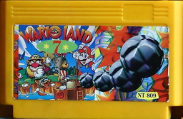 NT-809, Wario Land 7, Dumped, Emulated