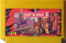 NT-814, Chip and Dale 2, Dumped, Emulated