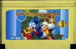 NT-825, Darkwing Duck, Dumped, Emulated