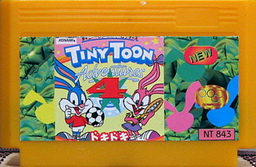 NT-843, Tiny Toon Adventures 4, Dumped, Emulated