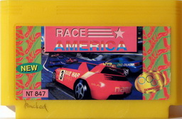 NT-847, Race America, Dumped, Emulated