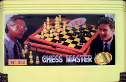 NT-850, Chess Master, The, Dumped, Emulated