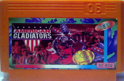 NT-852, American Gladiators, Dumped, Emulated