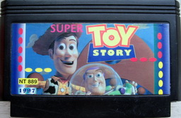 NT-889, Super Toy Story, Dumped, Emulated