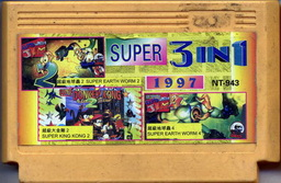 NT-943, Super 3-in-1, Dumped, Unemulated