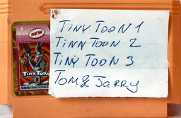 4-in-1 TTOON1, TTOON2, TTOON3, TJERRY